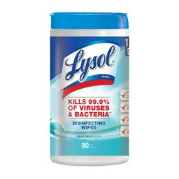 Lysol® Disinfecting Wipes - Ocean Fresh™
