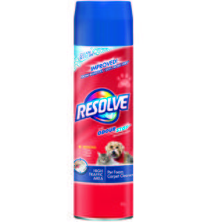 Resolve Carpet Pet Foam