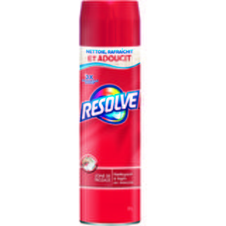 Nettoyant à tapis Resolve Mousse Zone de passage