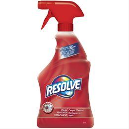 Resolve Carpet Stain Remover Trigger