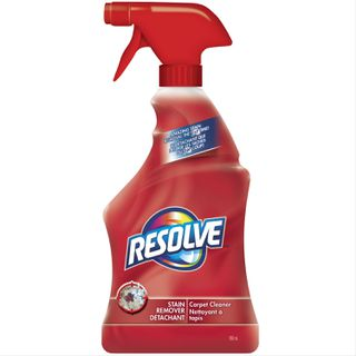 Resolve Carpet Stain Remover Trigger