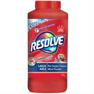 Resolve Pet Deep Clean Powder