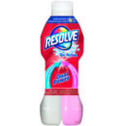 Resolve Oxi-Action Spray N Wash Dual Power