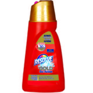 Détachant en gel Resolve Gold Oxi-Action