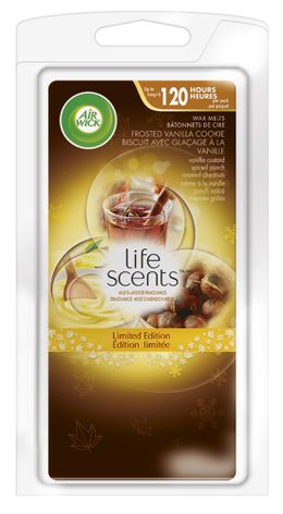 Life Scents Limited Edition Frosted Vanilla Cookie Wax Melts