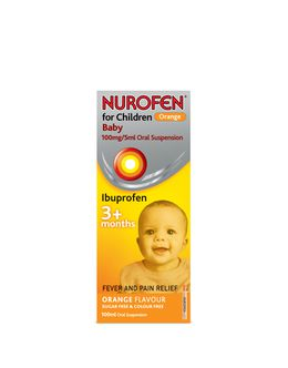 Nurofen for Children Orange Baby