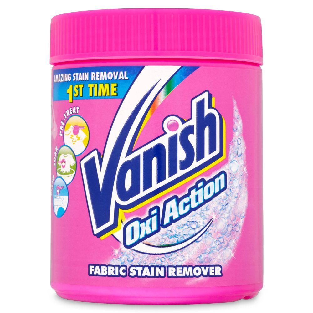 Vanish Oxi Action Powder | Stain Remover | Vanish UK