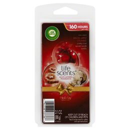 LIFE SCENTS Spiced Apple Crumble Wax Melts