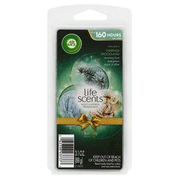 LIFE SCENTS Emerald Woodlands Wax Melts
