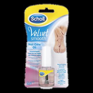 Scholl Velvet Smooth Nagelpflegeöl Pink