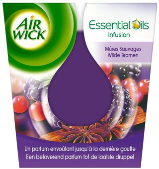 Kaars Essential Oils Wilde Bramen