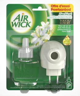 Elektrische Starter Kit Jasmijn en Witte Bloemen