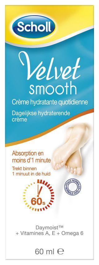 Velvet Smooth Dagelijkse hydraterende crème normale huid