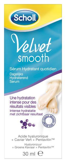 Velvet Smooth™ Sérum Pieds Hydratant Quotidien Peaux Sèches
