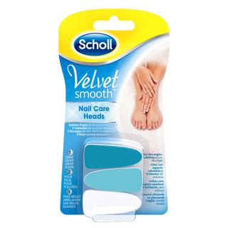 Velvet Smooth™ Sublime Ongles Kit de Remplacement x3