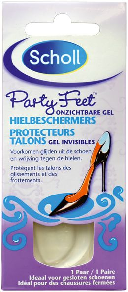 Party Feet Hielbeschermers