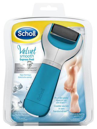 Velvet Smooth™ Express Pedi Râpe Electrique