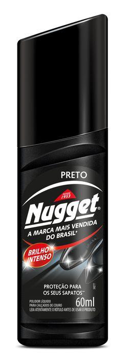 Nugget Líquido Preto