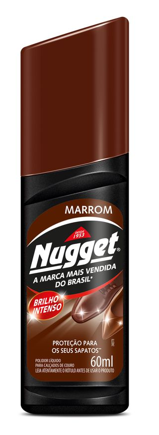 Nugget Liquido Marrom