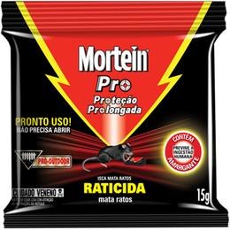 Iscas Pro Mata Ratos MORTEIN (15g)