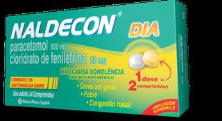 Naldecon Dia Cartucho