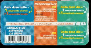 Naldecon Pack Blíster