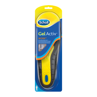 Scholl Semelles GelActiv® Professionnels Men