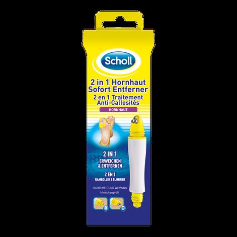 Scholl 2in1 Hornhaut Sofort Entferner