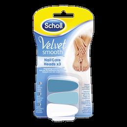 Scholl Velvet Smooth Nagelpflegesystem Aufsätze