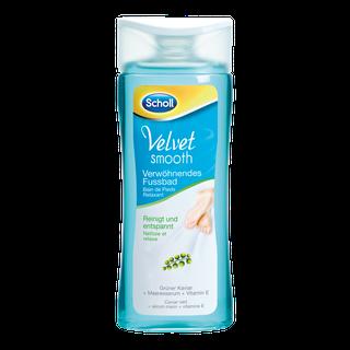 Velvet Smooth™ Verwöhnendes Fußbad