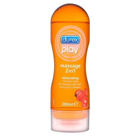 Durex Play Stimulating 2 in 1 Flavoured Lube