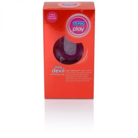 Durex Play Little Devil Vibrating Cock Ring