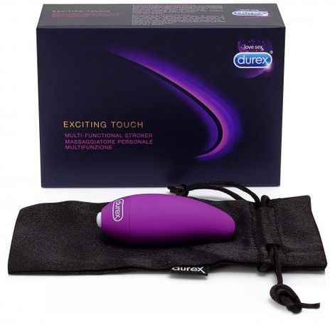 Vibrador Durex Exciting Touch