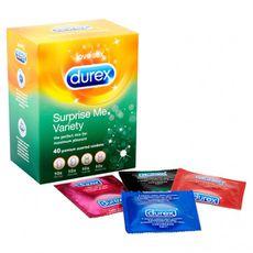 Durex Surprise Me Condom Variety Box