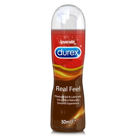 Durex Real Feel Silicone Based Lube