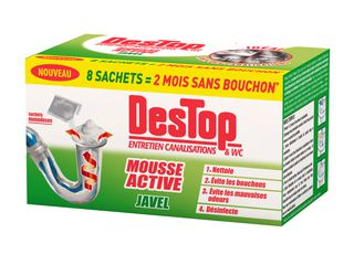 Destop Mousse Active