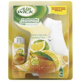 Air Wick Freshmatic Compact zestes d'agrûmes ¹