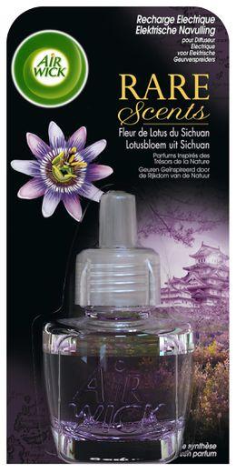 AirWick Recharge Diffuseur Electrique Rare Scents Fleur de Lotus du Sichuan ¹