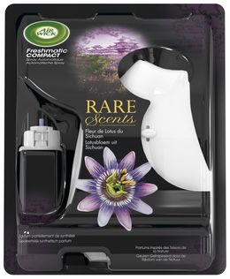 AirWick Freshmatic Compact Rare Scents Fleur de Lotus du Sichuan  ¹