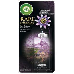 AirWick Recharge Freshmatic Compact Rare Scents Fleur de Lotus du Sichuan
