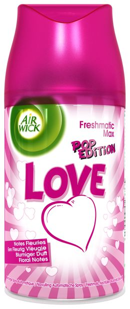Air Wick Recharge Freshmatic POP Love ¹