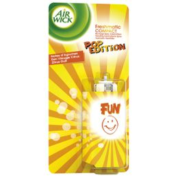 Air Wick Recharge Freshmatic Compact POP Fun ¹