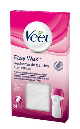 EasyWax Recharge de Bandes
