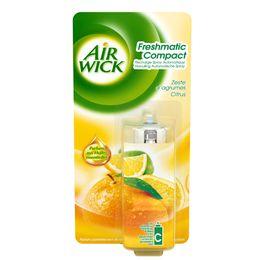AirWick Recharge Freshmatic Compact Zeste d'Agrûmes ¹