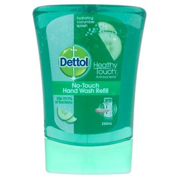 Dettol No Touch Anti Bacterial Hand Wash Cucumber Refill