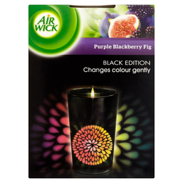 Air Wick® Colour Change Candle - Purple Blackberry Fig