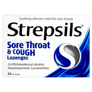 Sore Throat and Cough Lozenges