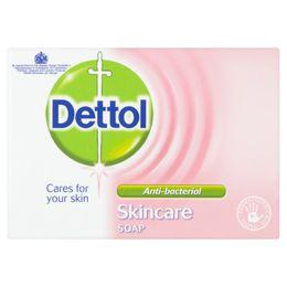 Dettol Antibacterial Skincare Bar Soap