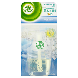 Air Wick Plug-in Refill Crisp Linen & Lilac