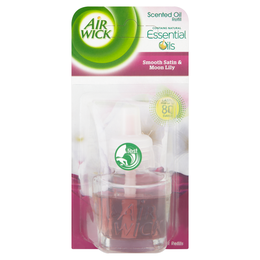 Air Wick Plug-in Refill - Smooth Satin & Moon Lily